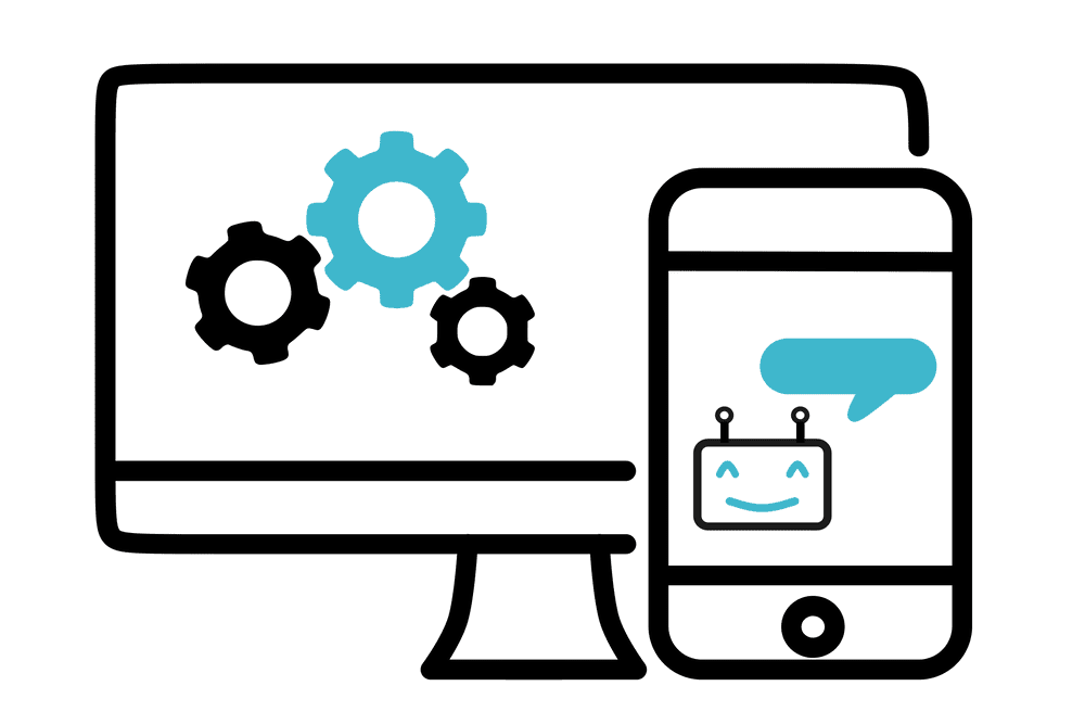 Web app and chatbot